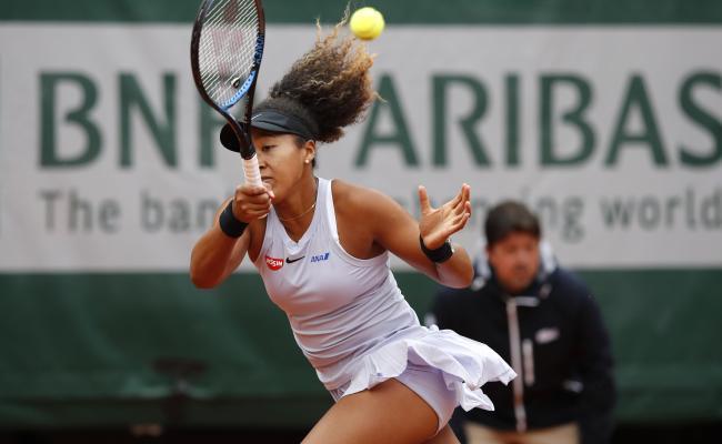 No 1 Seed Naomi Osaka Survives Upset At French Open The