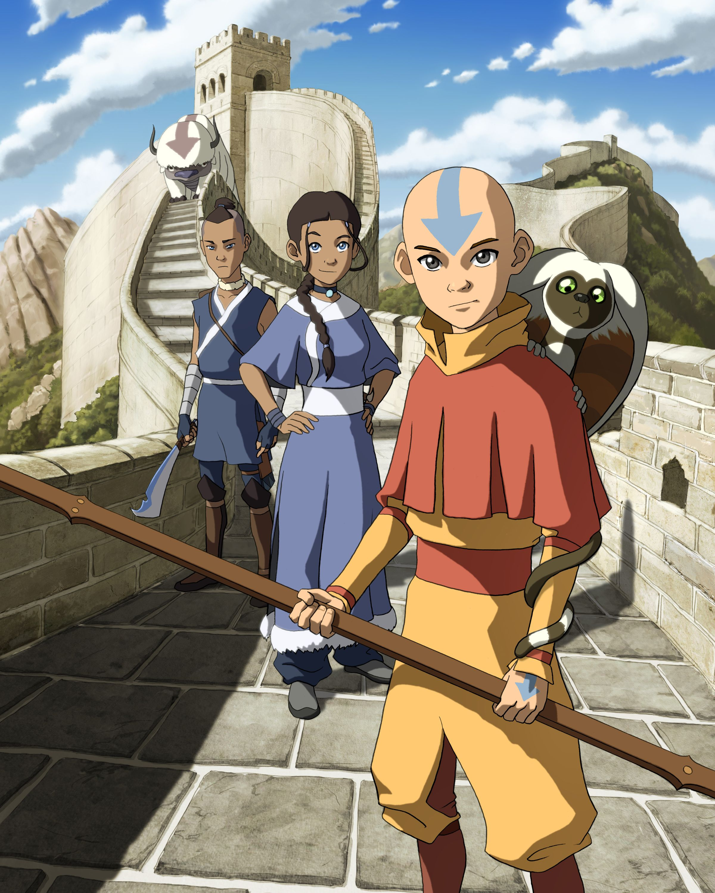 Avatar The Last Airbender Nickelodeon : avatar, airbender, nickelodeon, Filling, 'Avatar'-shaped, Heart, Spokesman-Review