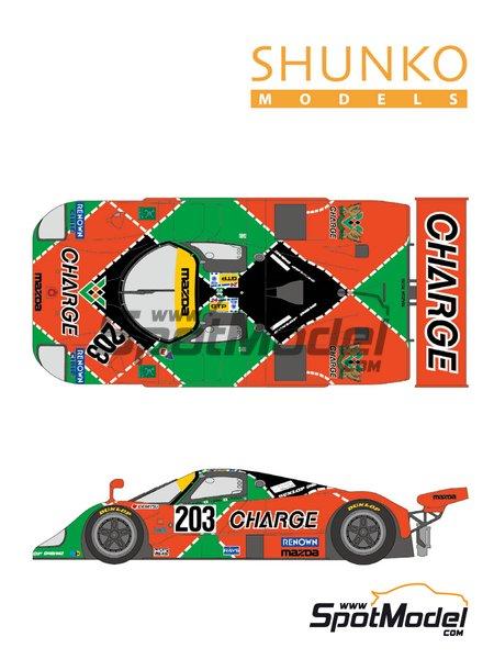 mazda 767b charge 24