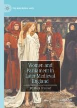 Parliament Middle Ages : parliament, middle, Women, Parliament, Later, Medieval, England, Ormrod, Palgrave, Macmillan