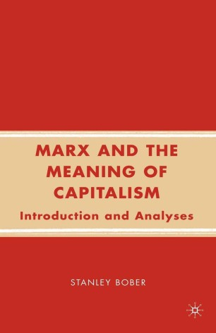 marx and the meaning