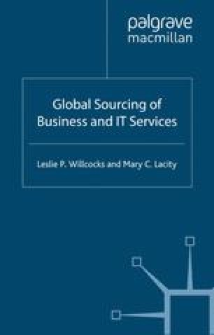 Outsourcing indirect procurement spend The case of BAE Systems  SpringerLink
