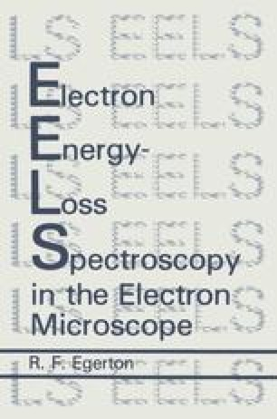 An Introduction to Electron Energy-Loss Spectroscopy