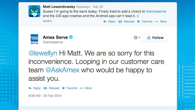 best customer service example