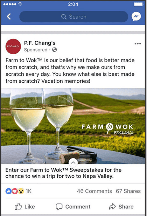 12 Facebook Ad Examples You Wish You Made Sprout Social