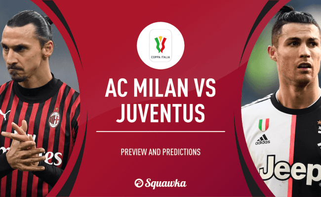 Ac Milan Vs Juventus Preview Tv Info Live Stream