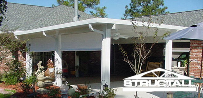 columns and patio covers
