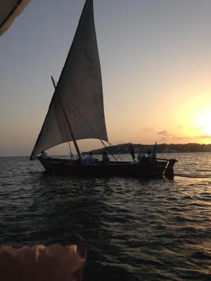 lamu båt