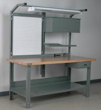 Stackbin -- Workbenches -- Overhead Storage Cabinet