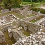 Romerska ruiner. Butrint (U)