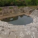 Romerska teatern. Butrint. Albanien (U)