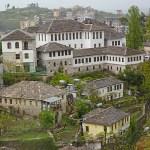 Gamla staden. Gjirokastra (U)