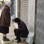Överlevnadskamp. Tirana
