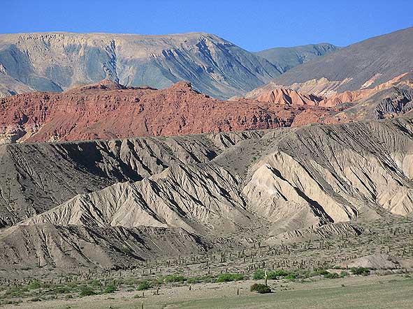 Quebrada de Humahuaca. Argentina (U)
