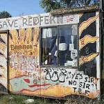 Papua Tentembassy. Canberra