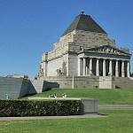 Warmonument. Melbourne