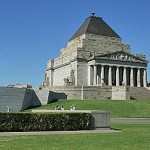 Warmonument. Melbourne
