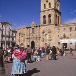 Katedralen. La Paz
