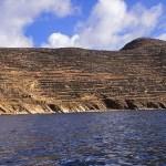 Inkas heliga ö, Solön. Titicacasjön