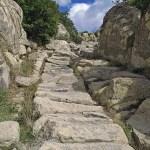 Vägen till templet. Perperikon