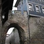 Gamla staden. Plovdiv