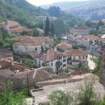Bulgariens minsta stad. Melnik