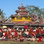 Kloster. Sittwe