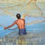 Fiskare. Mrak-U