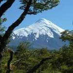 Vulkanen Osorno. Puerto Varas