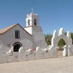 Kyrkan. San Pedro de Atacama