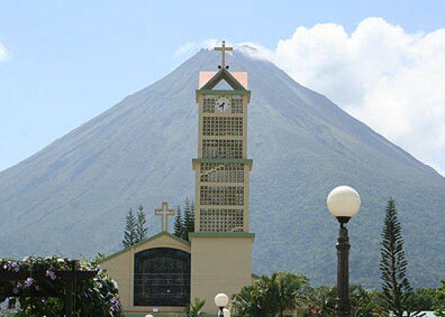 Vulkanen Arenal