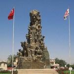 Frihetsmonument. Famagusta