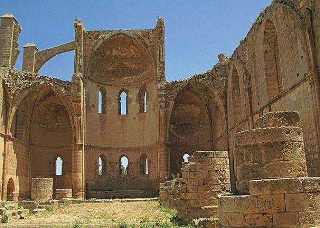 Kyrkoruin. Famagusta