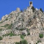Fästningen St Hillarion