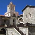 Klostret. Kykkos