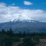 Vulkanen Cotopaxi