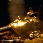 Tutanchamuns dödsmask. Kairo (U)