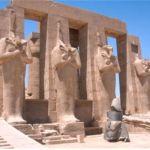 Ramesseum. Luxor (U)