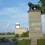 """""""Svenska lejonet"""". Narva"""