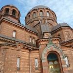 Ryskortodoxa kyrkan. Narva