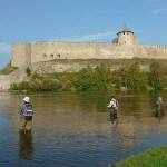 I skuggan av Ryssland! Narva