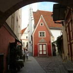 White Bread passage. Tallin (U)