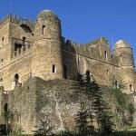 Fasilidas slott. Gondar (U)