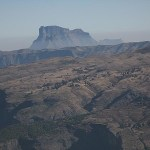 Simien Mountains. Etiopien (U)