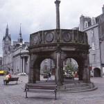 Den gamla brunnen. Aberdeen