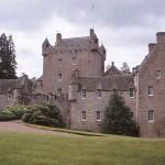 """Machbeth slottet"". Cawdor Castle"