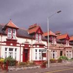 Vackra hus. Inverness
