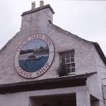 Värdshus. Loch Ness