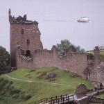 Urquhart Castle. Loch Ness