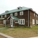 Road house. Copper Center